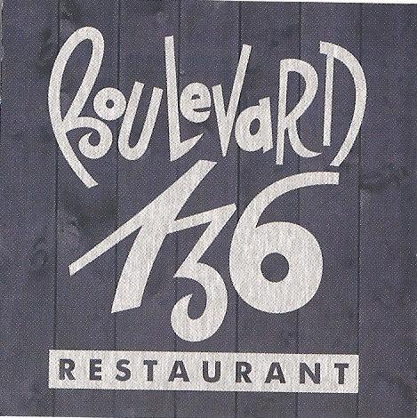 Restaurant boulevard 136